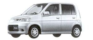 Honda Life DUNK Diva 2002 г.