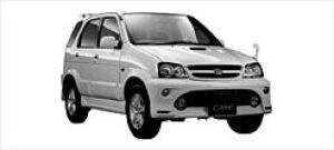 "Toyota Cami 4WD Q ""Turbo Aero Version"" 2002 г."