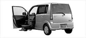 Daihatsu Move Front-Seat Lift 2WD 2002 г.