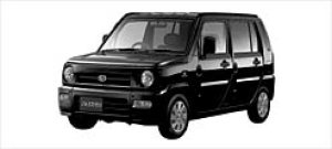 Daihatsu Naked TURBO G 2WD 2002 г.