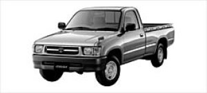 Toyota Hilux FOR BUSINESS USE, 2WD SINGLE CAB 2.0GAS. 2002 г.