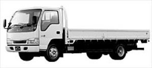 Isuzu Elf DUALMODE MT WIDE CAB HIGH FLOOR 2002 г.