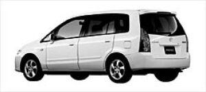 Mazda Premacy L 7-SEATERS 2000 DOHC, FF 2002 г.
