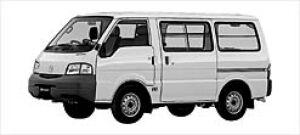 Mazda Bongo VAN LOW Floor 2WD STANDARD ROOF 1800 DX 2002 г.