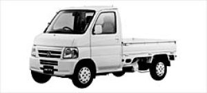Honda Acty Truck TOWN 2002 г.