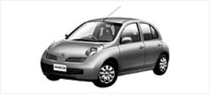 Nissan March 5 Door 14e 2002 г.