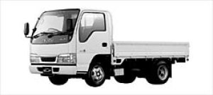 Isuzu Elf 1.5t FULL FLAT LOW, SHORT BODY 2002 г.