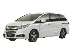 Honda Odyssey Hybrid (FF/7 Seater) 2017 г.