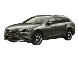 Mazda Atenza Wagon XD L Package 2017 г.