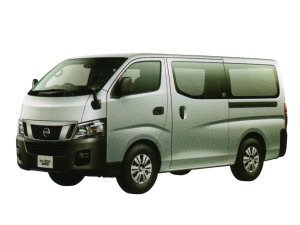 Nissan NV350 Caravan Van DX (2WD, Gasoline) Long Body, Standard Roof, Standard Width, Low Floor, 3-passenger, 5 Doors 2017 г.
