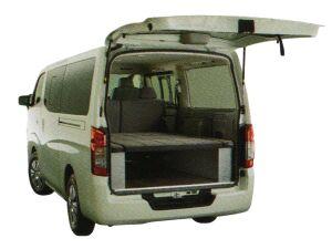 Nissan NV350 Caravan Transporter 2017 г.