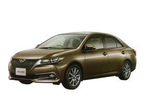 Toyota Allion A20 G-Plus Package 2017 г.