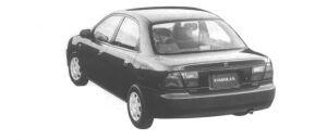 Mazda Familia SEDAN RS 1994 г.