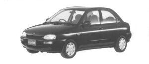 Mazda Autozam REVUE 1300S-X 1994 г.