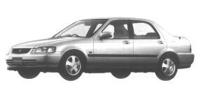 Honda Domani GRAND STAGE X 1994 г.