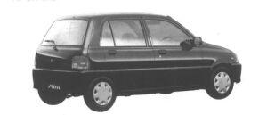 Daihatsu Mira CX 4WD 1994 г.