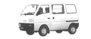 Suzuki Every JOIN 1994 г.