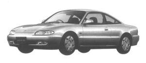 Mazda MX-6 2000 V6 1994 г.