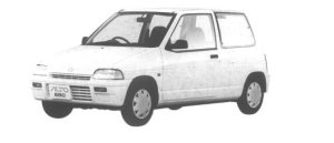 Suzuki Alto P2-S 1994 г.