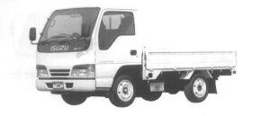 Isuzu Elf 1.5T FULL FLAT LOW, STANDARD BODY 1994 г.