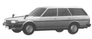 Toyota Mark II VAN 2000DX 1994 г.