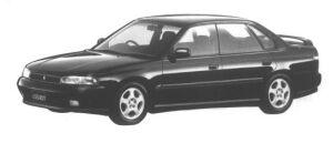 Subaru Legacy 4WD TOURING SPORT TS TYPE R 1994 г.