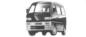 Suzuki Every TURBO PS 1994 г.