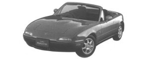 Mazda Eunos Roadster SPECIAL PACKAGE 1994 г.