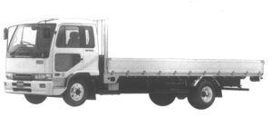 Nissan Diesel Condor ALUMINUM BODY 1994 г.