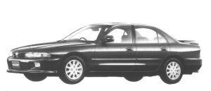 Mitsubishi Galant V6 2.0 DOHC 24V VIENTO 1994 г.
