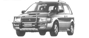 Mitsubishi RVR SUPER SPORT GEAR 2000 DOHC TURBO 1994 г.