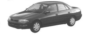 Toyota Carina SEDAN 1500SG PACKAGE 1994 г.