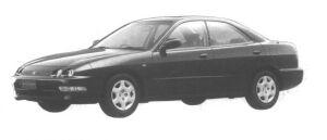Honda Integra 4 HARD TOP ESi 1994 г.