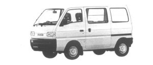 Suzuki Every GL 1994 г.