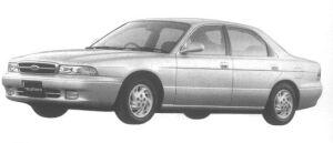 Mazda Ford Telstar - II 20i-X 1994 г.