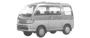 Daihatsu Atrai LIBERNO TURBO 4WD 1994 г.