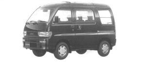 Daihatsu Atrai LIBERNO TWIN COSMIC ROOF 1994 г.