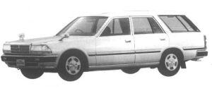 Nissan Gloria VAN V20E GL 1994 г.