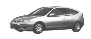 Mazda Familia NEO INTERPLAY X [1500] 1994 г.