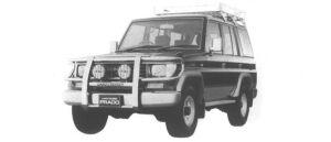 Toyota Land Cruiser Prado ACTIVE PACKAGE EX 1994 г.