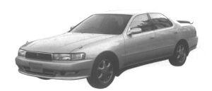 Toyota Cresta 2.5 TOURER-V 1994 г.