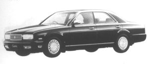 Nissan Cedric V30 TWIN CAM 1994 г.