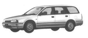 Nissan Avenir CARGO VX 1994 г.