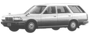 Nissan Cedric WAGON V20E SGL 1994 г.