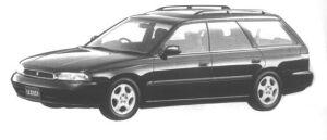 Subaru Legacy 4WD TOURING WAGON BRIGHTON 220 1994 г.