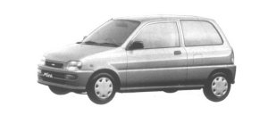 Daihatsu Mira TC 1994 г.