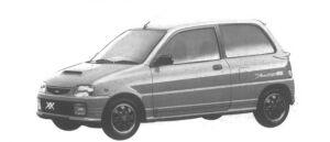 Daihatsu Mira TR-XX AVANZATO R 1994 г.