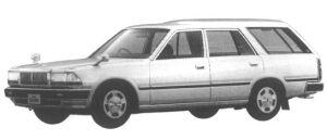 Nissan Cedric VAN V20E GL 1994 г.