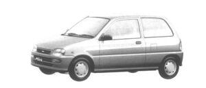 Daihatsu Mira TB 1994 г.