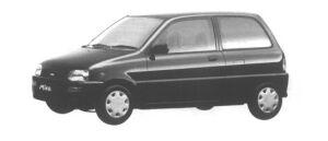 Daihatsu Mira TL 1994 г.